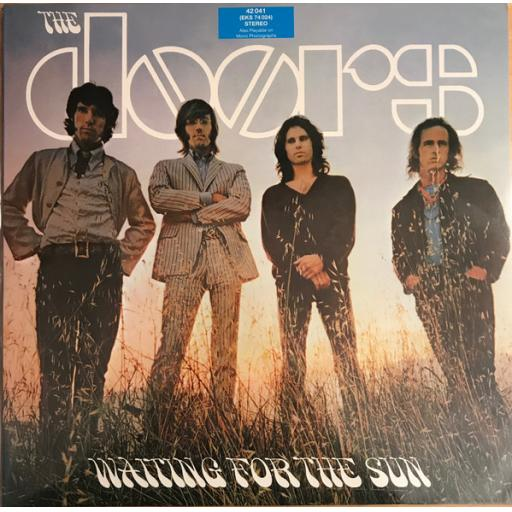 THE DOORS waiting for the sun, K 42041