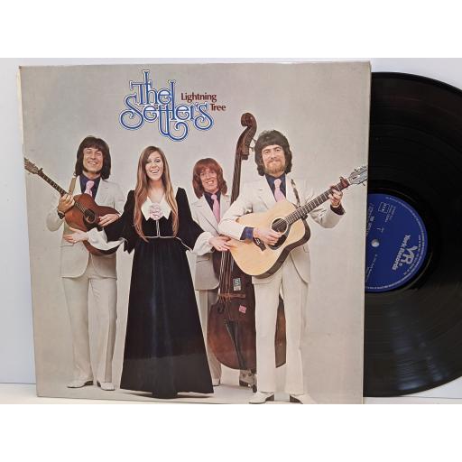 """THE SETTLERS Lightning tree, 12"""" vinyl LP. FYK405"""