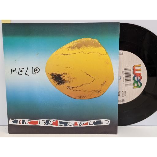 """THE PIRANHAS Zambezi, Who needs you, Darabukkus, 7"""" vinyl SINGLE. DAK6"""
