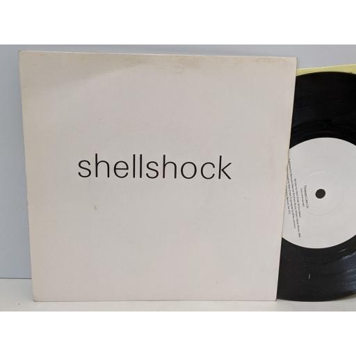 "NEW ORDER Shellshock, Thieves like us, 7"" vinyl SINGLE. FAC143"
