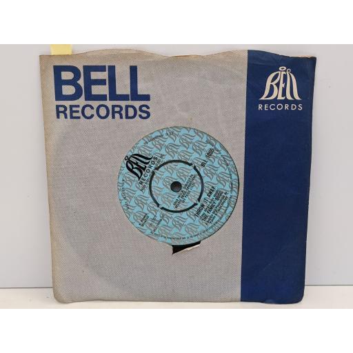 "THE FAMILY DOGG A way of life, Throw it away, 7"" vinyl SINGLE. BLL1055"