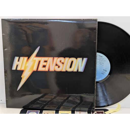 "HI-TENSION, 12"" vinyl LP. ILPS9564"